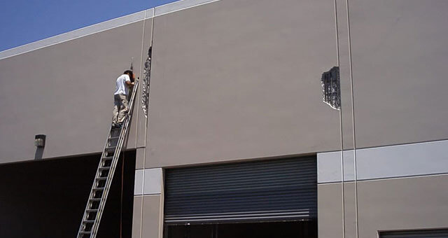Concrete Repair Los Angeles Ca