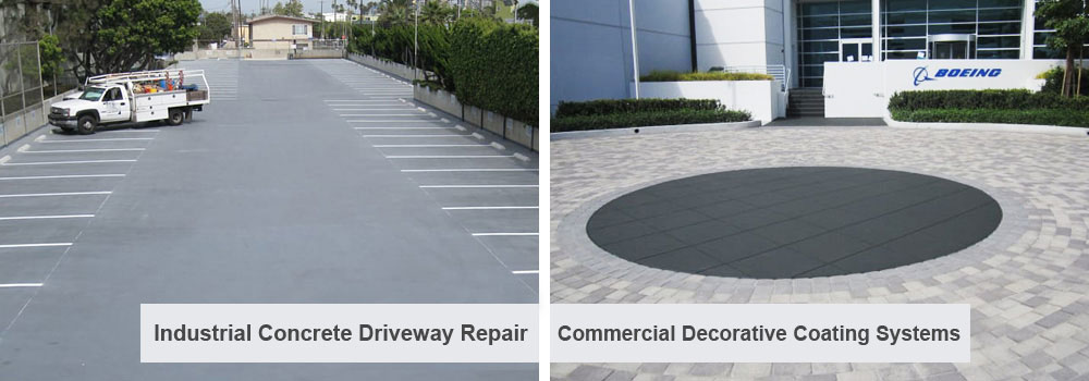 Riverside Commercial Coating System