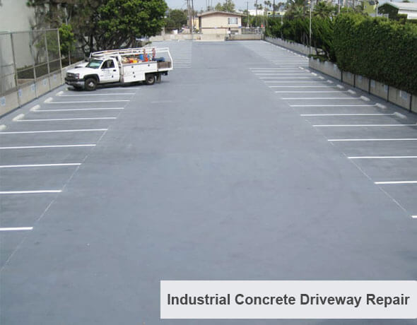 Orange County Concrete Driveway Repairs