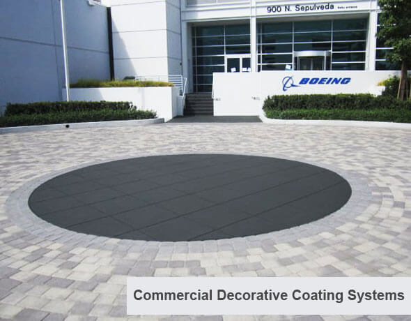 Concrete Decorative Coating
