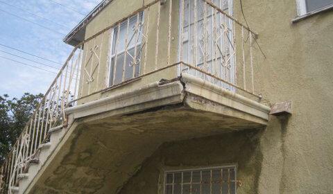 Concrete Structural Damage Repair Los Angeles Ca