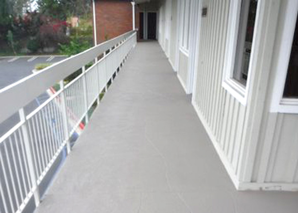 Outdoor Deck Resurfacing in Newport Beach, CA