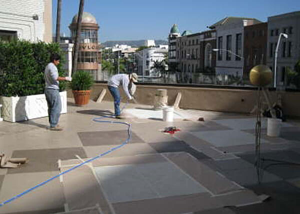 Los Angeles Deck Waterproofing
